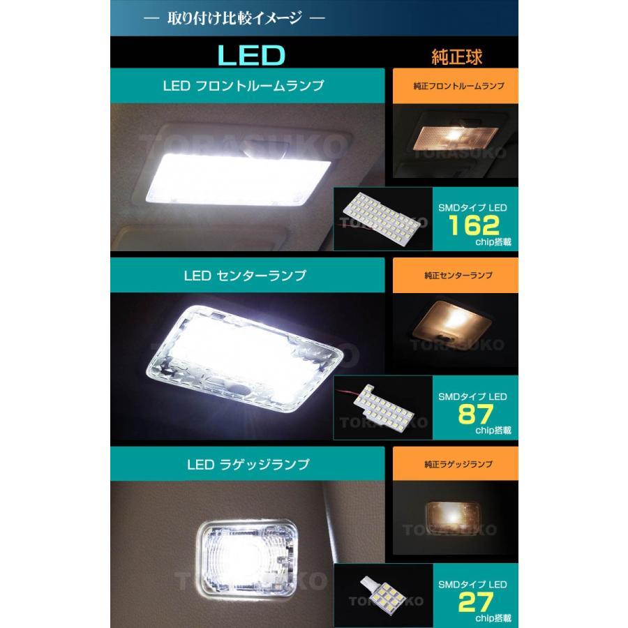スペーシア スペーシアカスタム スペーシアギア LED ルームランプ ぴったり設計サイズ SPACIA MK53S フレアワゴン 配送料無料  【配送料0円】|carbest|02