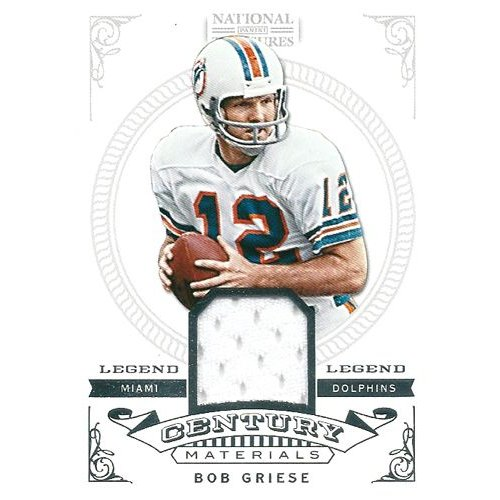 ボブ・グリーシー NFLカード Bob Griese 2012 Panini National ...