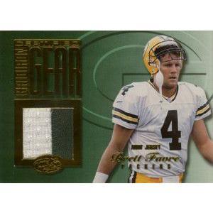 Brett Favre 1999 Leaf Certified Gridiron Gear Away Jersey Patch 300枚限定! / ブレット ファーブ