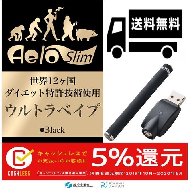 エアロスリムチャージャー  ブラックバッテリー careshop-lincle