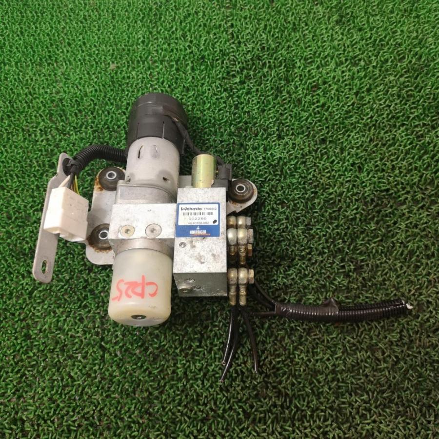 L880K【油圧ポンプ】H14 ダイハツ コペン アクティブトップ (9.7万km) HB70350-002 CP25C