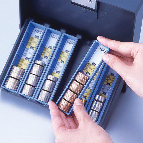 差し替えコインボックス(1円用) MR-1 カール事務器 【公式】|carl-onlineshop|02