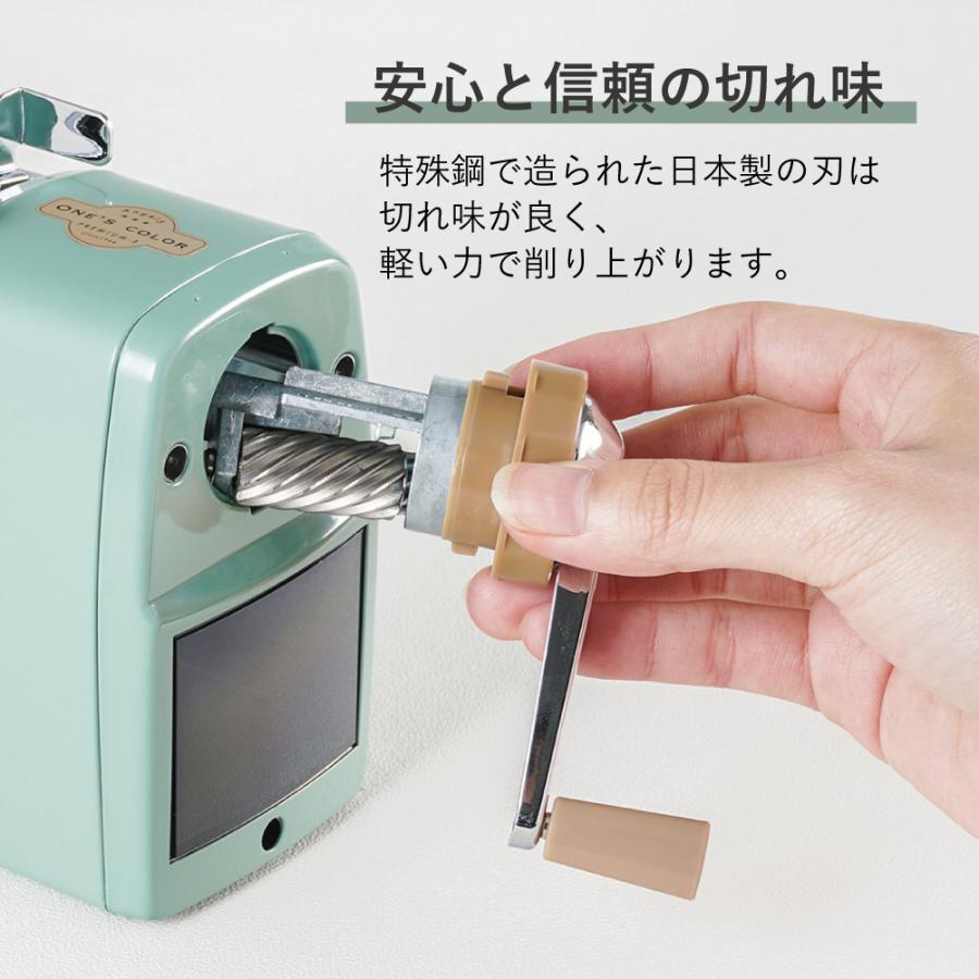 鉛筆削り エンゼル5 プレミアム3 A5PR3 カール事務器 【公式】|carl-onlineshop|05