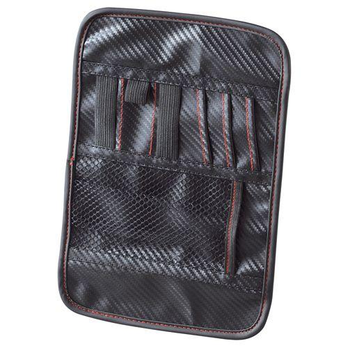 W856 サンバイザーポケット セイワ カー用品 SEIWA|carlife