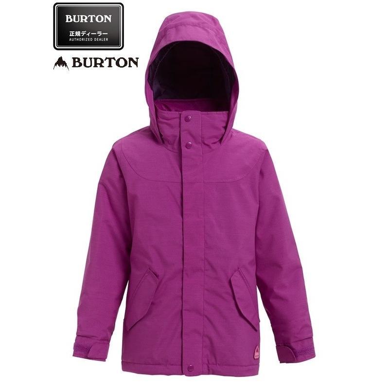 18-19' BURTON GIRLS ELODIE JACKET+Girls' Burton Elite Cargo Pant 上下セット XSサイズ 日本正規品、送料無料