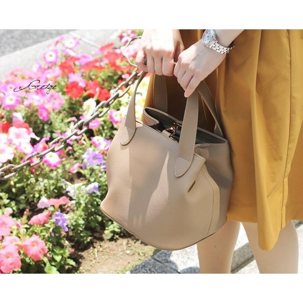 キューブバッグ トートバッグ レディース レディス 通勤 軽量 大容量 ハンドバッグ おしゃれ 合成皮革 ゴールド シャイニー bag|carron|06