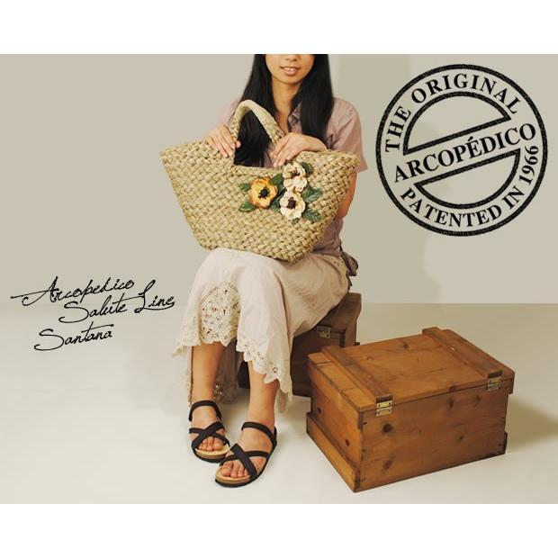 アルコペディコ サンタナ サンダル 歩きやすい ぺたんこ レディース レディス 夏 おしゃれ バックストラップ ユニセックス ポルトガル ARCOPEDICO 靴|carron|10