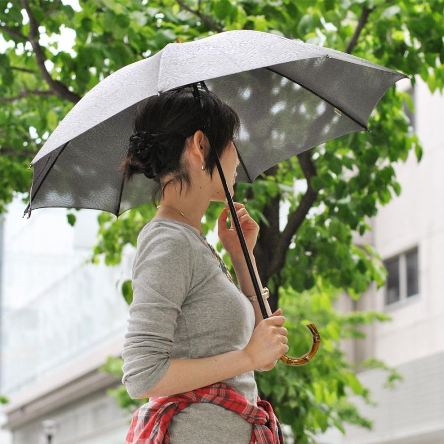 日傘 長傘 スパッタリング ヌーベルジャポネ スライド ショート傘 軽量 丈夫 UV レディース 日本製 メンズ Men's carron 02