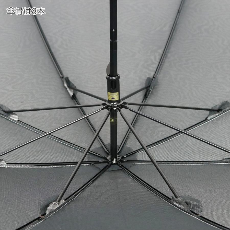 日傘 長傘 スパッタリング ヌーベルジャポネ スライド ショート傘 軽量 丈夫 UV レディース 日本製 メンズ Men's carron 05