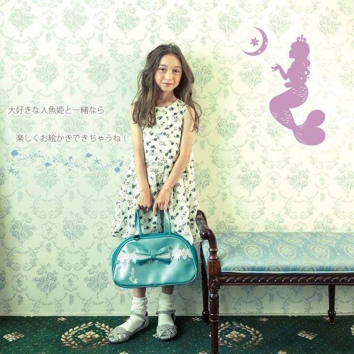 プリンセスアリス 絵の具セット 小学生 女子 人魚姫 水彩セット carrot 09