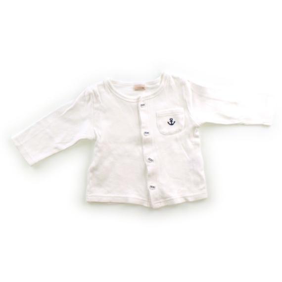 プティマイン petitmain カーディガン 50サイズ 男の子 子供服 ベビー服 キッズ|carryon