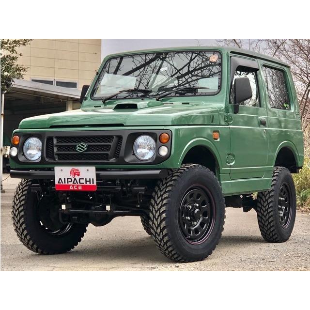 ジムニー 660 ワイルドウインド 4WD オーダー制作車両 carsensor