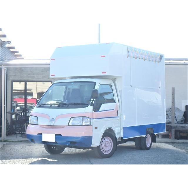 バネットトラック 1.8 DX ダブルタイヤ キッチンカー 移動販売車|carsensor