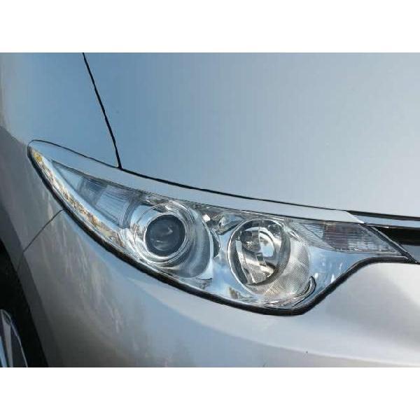 アイライン エスティマ 前期 ACR50,ACR55W,GSR50,GSR55W H18.1〜H20.12 純正カラー塗装済み 左右セット