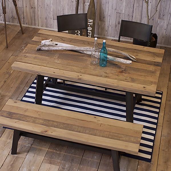 ダイニングテーブル ブルックリンスタイル サーファー 西海岸スタイル サーフ系インテリア