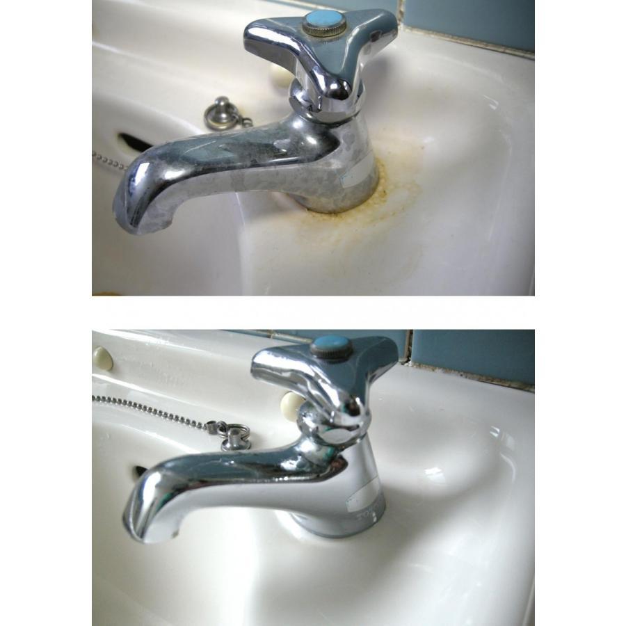 極 水垢落とし 汚れにつけやすい容器 200ml【業務用 水垢取り】|cascata|03