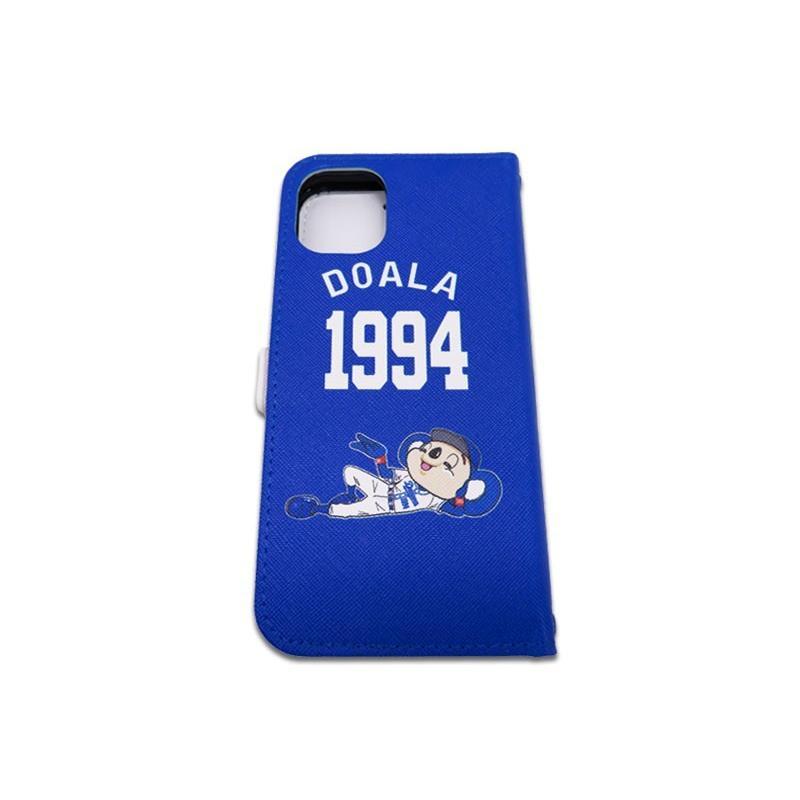ドアラ 手帳型 携帯カバー ドアラ 寝そべり ブルー iPhone6/7/8 iPhone6/7/8Plus iPhoneX/Xs iPhone Xs Max iPhone XR case-ya 09