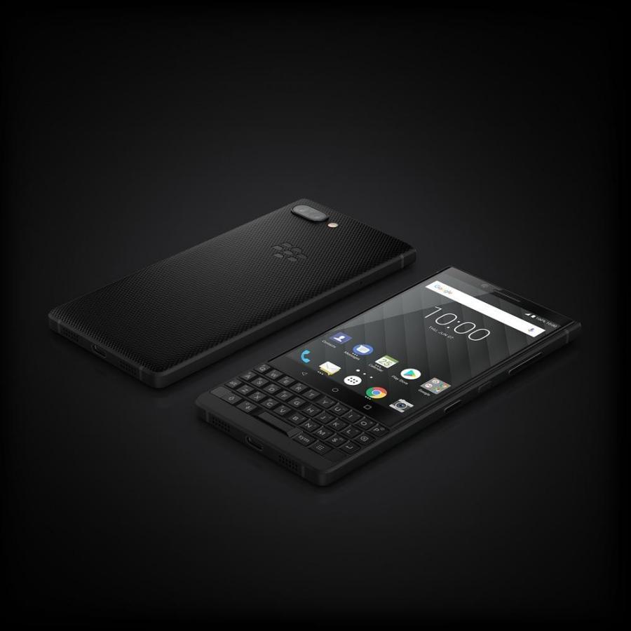 BlackBerry ブラックベリー スマホ SIMフリー KEY2 ブラック Android 8.1 4.5型 ストレージ:6GB/128GB nanoSIM×1 ドコモ/au/ソフトバンクSIM対応 caseplay 13