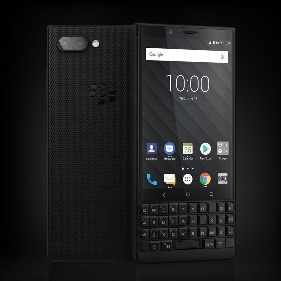 BlackBerry ブラックベリー スマホ SIMフリー KEY2 ブラック Android 8.1 4.5型 ストレージ:6GB/128GB nanoSIM×1 ドコモ/au/ソフトバンクSIM対応 caseplay 14