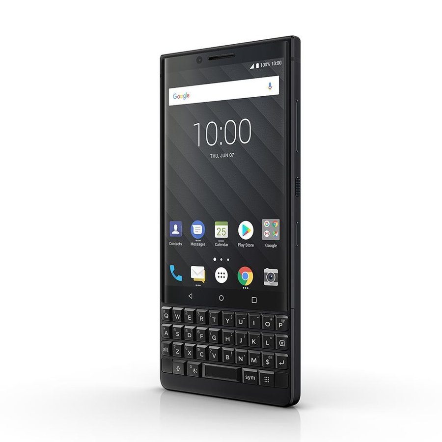 BlackBerry ブラックベリー スマホ SIMフリー KEY2 ブラック Android 8.1 4.5型 ストレージ:6GB/128GB nanoSIM×1 ドコモ/au/ソフトバンクSIM対応 caseplay 04