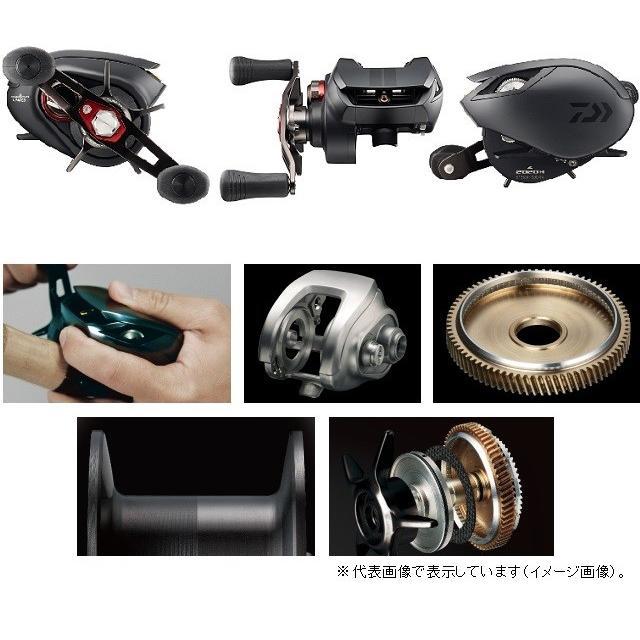Z 2020 SHL BLACK LTD ダイワ ベイトリール (Daiwa)
