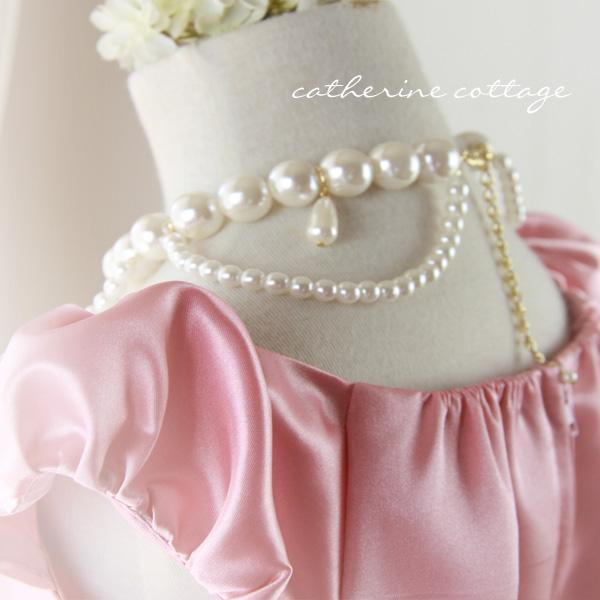 ヴィクトリアンパールネックレス 子供・ティーンズドレスに合わせて 子供服フォーマルドレス TAK|catherine|02