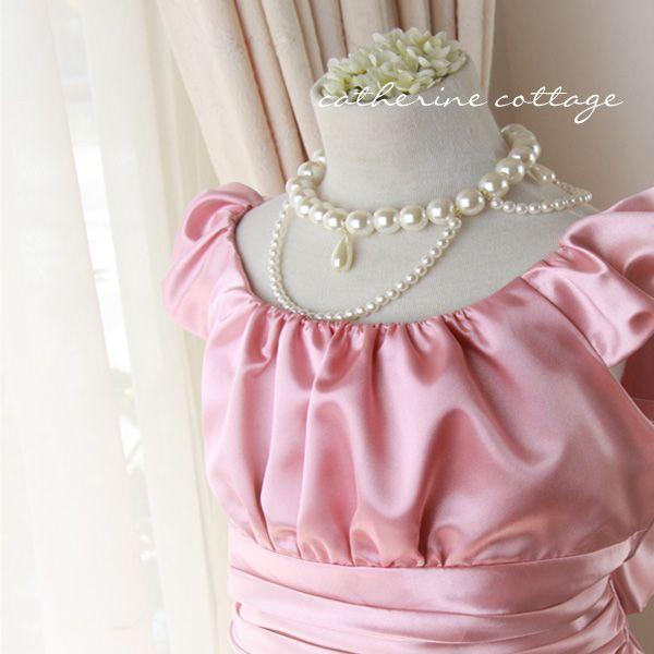 ヴィクトリアンパールネックレス 子供・ティーンズドレスに合わせて 子供服フォーマルドレス TAK|catherine|03