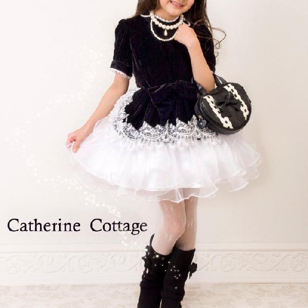 ヴィクトリアンパールネックレス 子供・ティーンズドレスに合わせて 子供服フォーマルドレス TAK|catherine|05