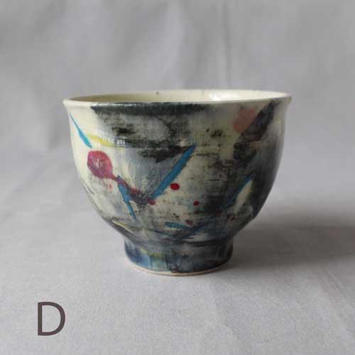 CHAOS 湯飲み 陶器カップ アート 廣川みのり 湯飲み オリジナル 個性派 おしゃれ|cayest|13