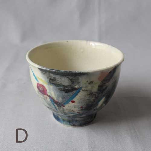 CHAOS 湯飲み 陶器カップ アート 廣川みのり 湯飲み オリジナル 個性派 おしゃれ|cayest|14