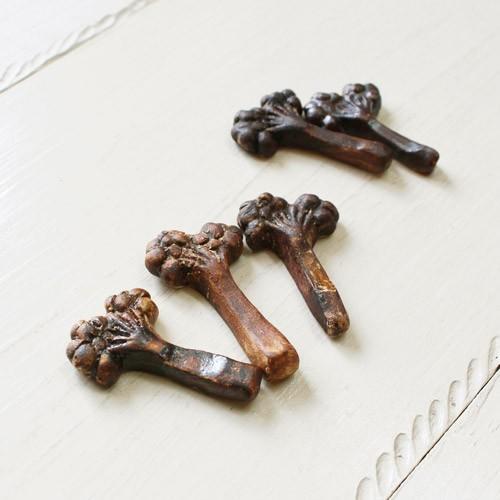 箸置き 木の実 植物 陶器 nakanaka 0128 ナチュラル おしゃれ cayest 03