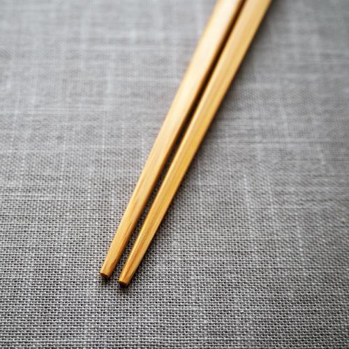 菜箸 竹製 30cm 料理箸 国産孟宗竹 シンプル 日本製 持ち心地しっかり cayest 02