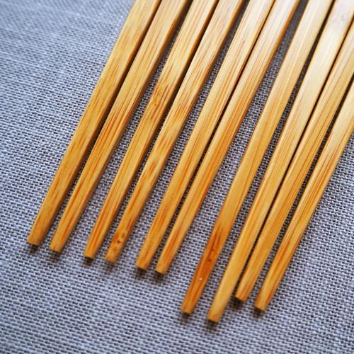 菜箸 竹製 30cm 料理箸 国産孟宗竹 シンプル 日本製 持ち心地しっかり cayest 06