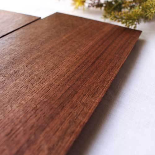 木製プレート 長方形 角型 オイル仕上げ 甲斐幸太郎 ウォルナット/ホワイトオーク コースタートレイ ロング|cayest|09