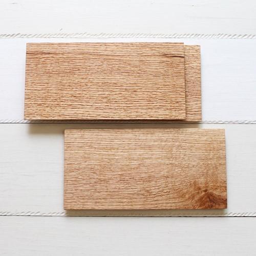 木製プレート 長方形 角型 オイル仕上げ 甲斐幸太郎 ウォルナット/ホワイトオーク コースタートレイ ロング|cayest|11
