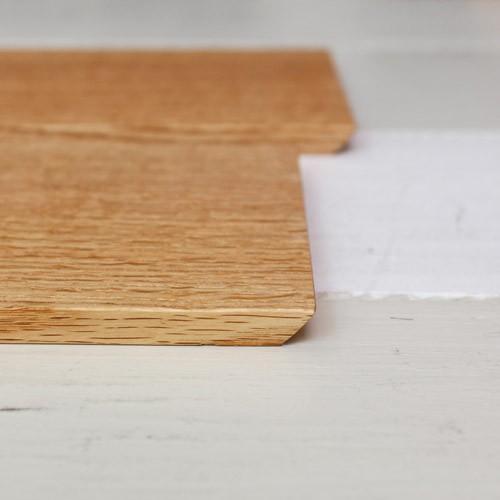 木製プレート 長方形 角型 オイル仕上げ 甲斐幸太郎 ウォルナット/ホワイトオーク コースタートレイ ロング|cayest|04