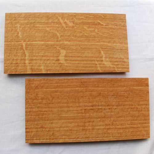 木製プレート 長方形 角型 オイル仕上げ 甲斐幸太郎 ウォルナット/ホワイトオーク コースタートレイ ロング|cayest|08