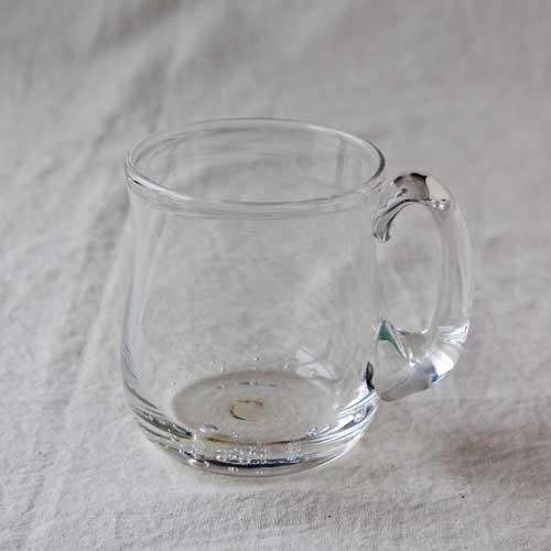 ビアジョッキ ビアグラス 吹きガラス tonari ガラス食器 コップ 手作り|cayest|02