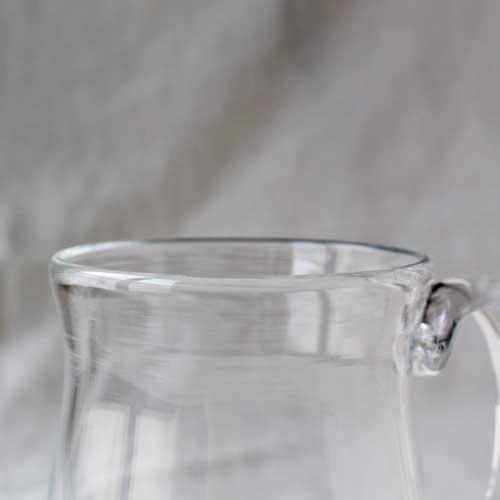 ビアジョッキ ビアグラス 吹きガラス tonari ガラス食器 コップ 手作り|cayest|04