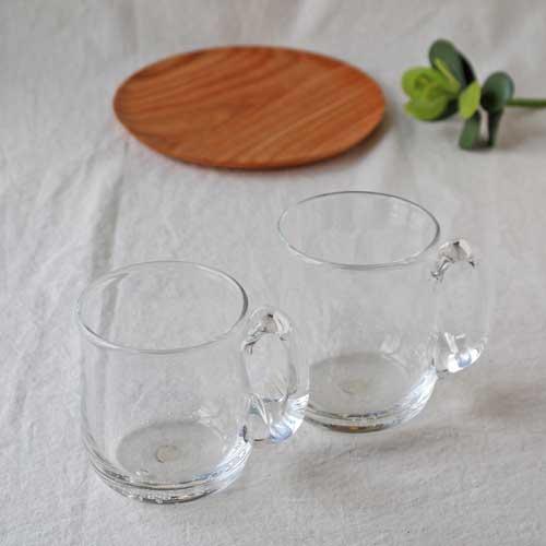 ビアジョッキ ビアグラス 吹きガラス tonari ガラス食器 コップ 手作り|cayest|07