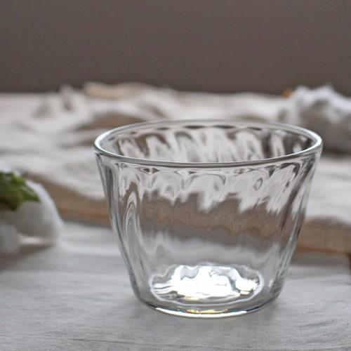 吹きガラス コップ グラス tonari シンプル ガラス食器 吹きガラス 手作り cayest