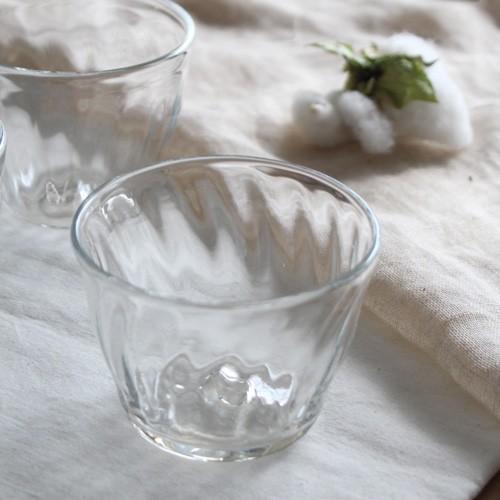 吹きガラス コップ グラス tonari シンプル ガラス食器 吹きガラス 手作り cayest 02