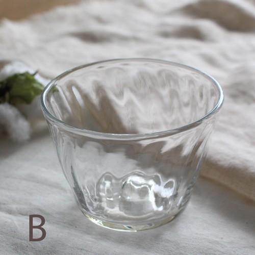 吹きガラス コップ グラス tonari シンプル ガラス食器 吹きガラス 手作り cayest 05