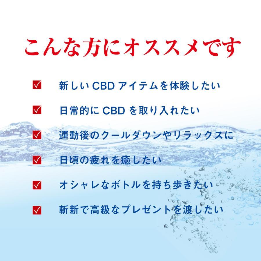 CBDウォーター【CANOVY WATER】CBD配合 20本セット 送料無料|cbd-direct|12