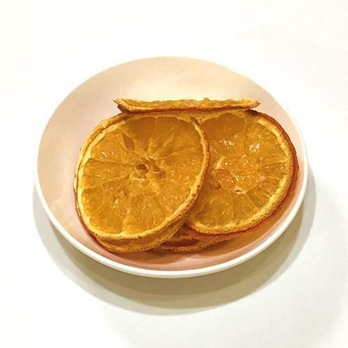 オレンジ チップス【犬のおやつ 無添加】【犬のおやつ 果物】 完全無添加 果物 ノンフライ・ノンオイル ノンシュガー アレルギーのあるわんちゃんに 20g|cbdog|04