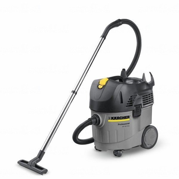 KARCHER ケルヒャー 乾湿両用バキューム NT 35/1 Tact 帯電防止 1.184-855.0