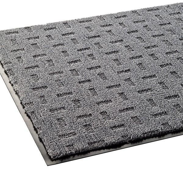 テラモト 雨天用マット エコレイン 180cm×10m グレー (代引不可) MR-026-158-5