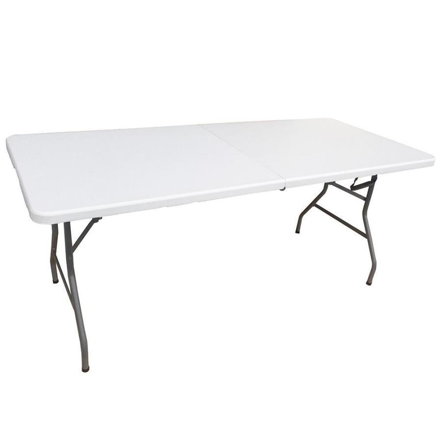 (代引不可)折りたたみテーブルLL YCZ-182