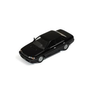 (代引不可)CLC243 いすゞ アスカ CX 90 ブラック(インテリア:ダークグレー) 1/43スケール