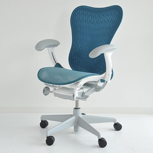 MR2-002 Herman Miller ミラ2チェア/ダークターコイズ【送料無料】ハーマンミラー Mirra2 Chair【エルゴノミクス】